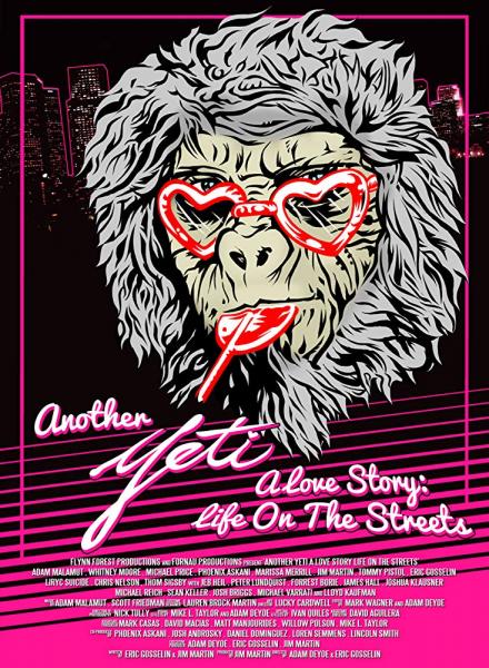 Еще один йети - история любви: жизнь на улицах